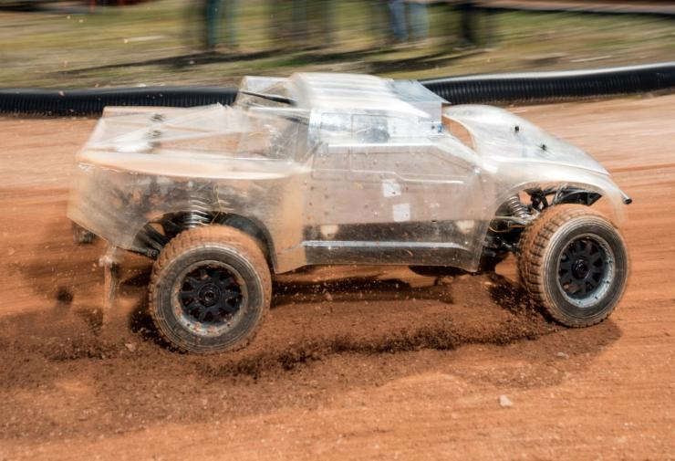 auto rally car