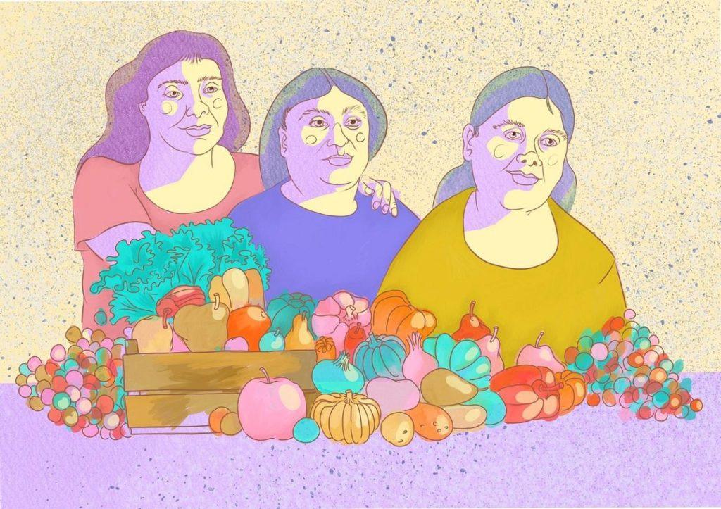 Ilustración de María Chevalier