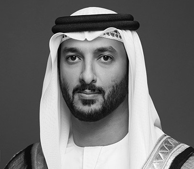 His Excellency Abdulla bin Touq Al Mari