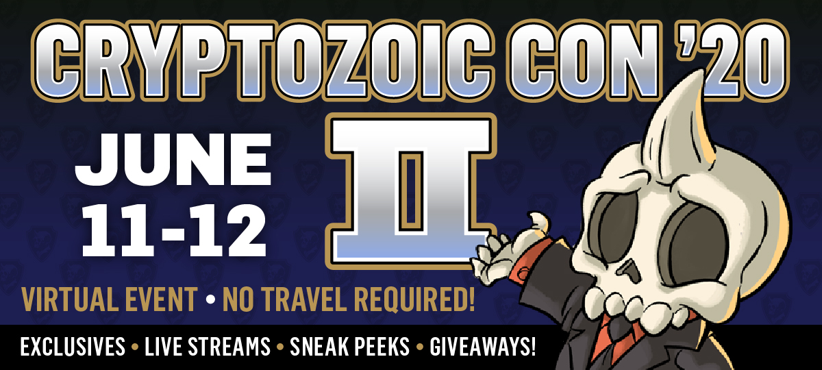 Cryptozoic Con '20 II