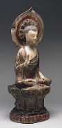 Seated-Buddha © President and Fellows of Harvard College