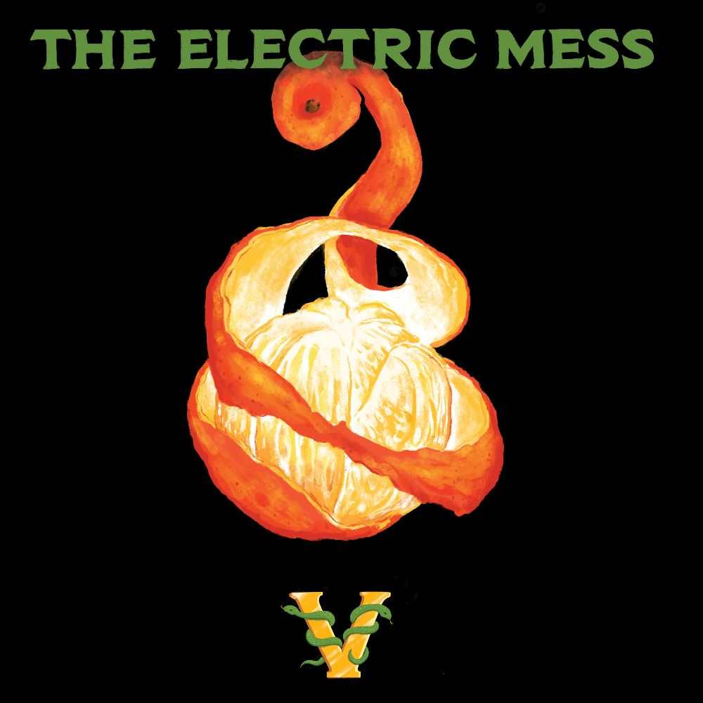 The Electric Mess 'The Electric Mess V' album cover