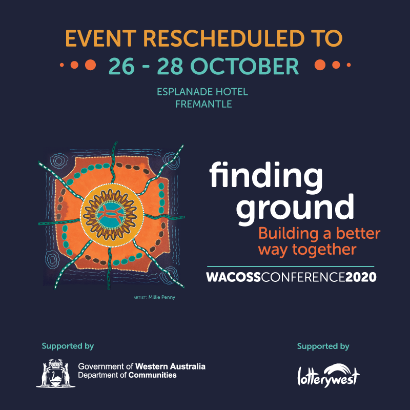 WACOSS Conference Rescheduled to October