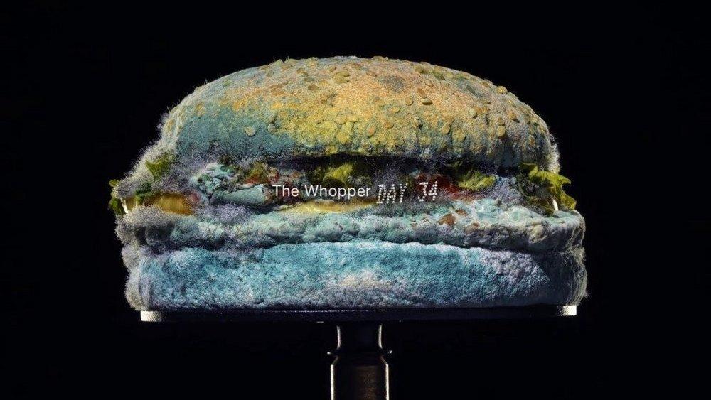 whopper campanie burger king
