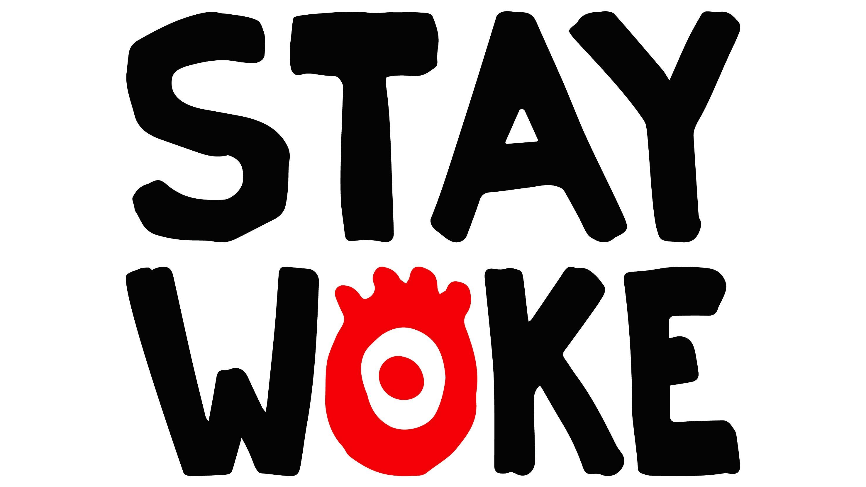stay woke-logo