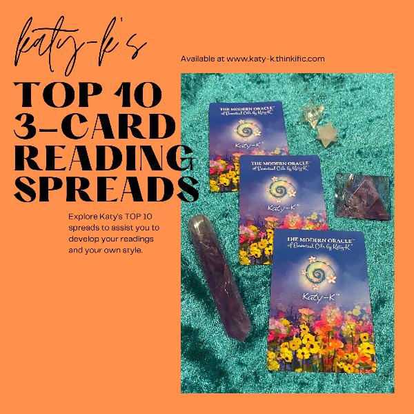 Katy-K's top 10 3-card reading spreads