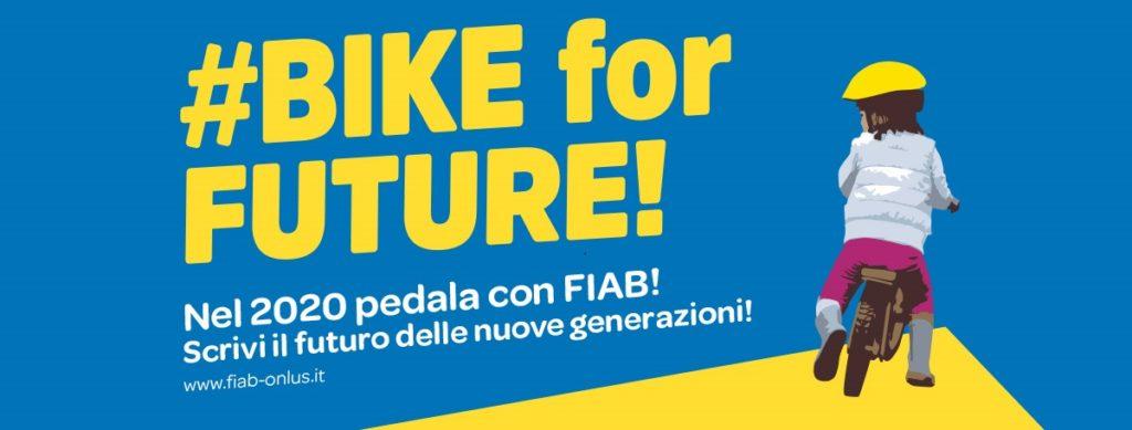 bike for future sostieni fiab tuttinbici