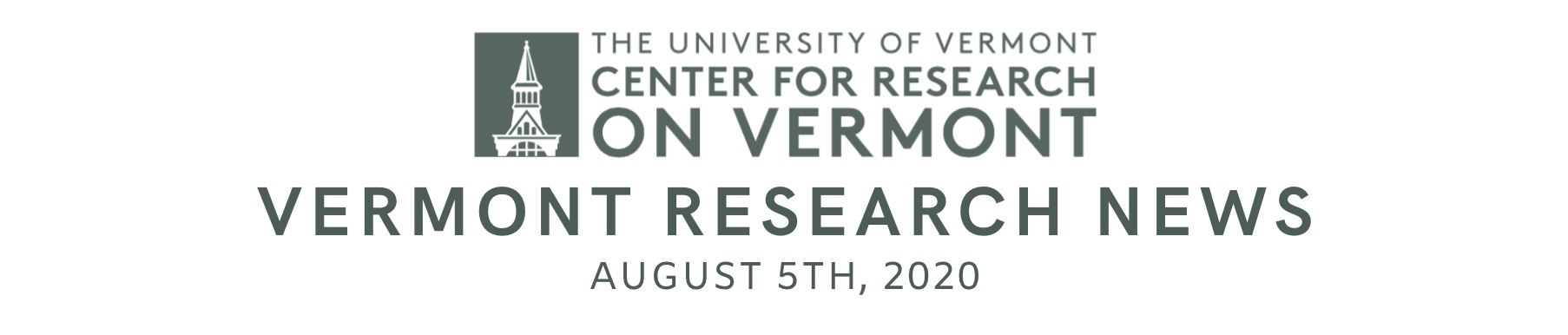 Vermont Research News: What can VT teach the nation about COVID-19?