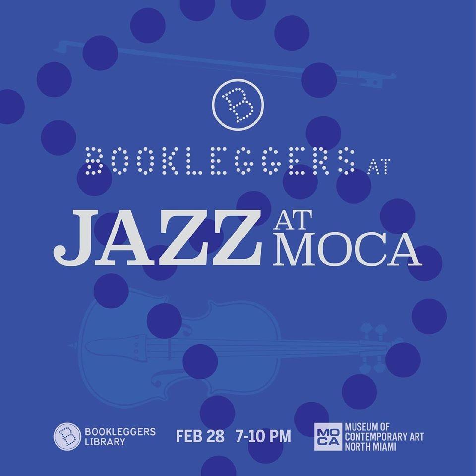 Bookleggers at Jazz at MOCA