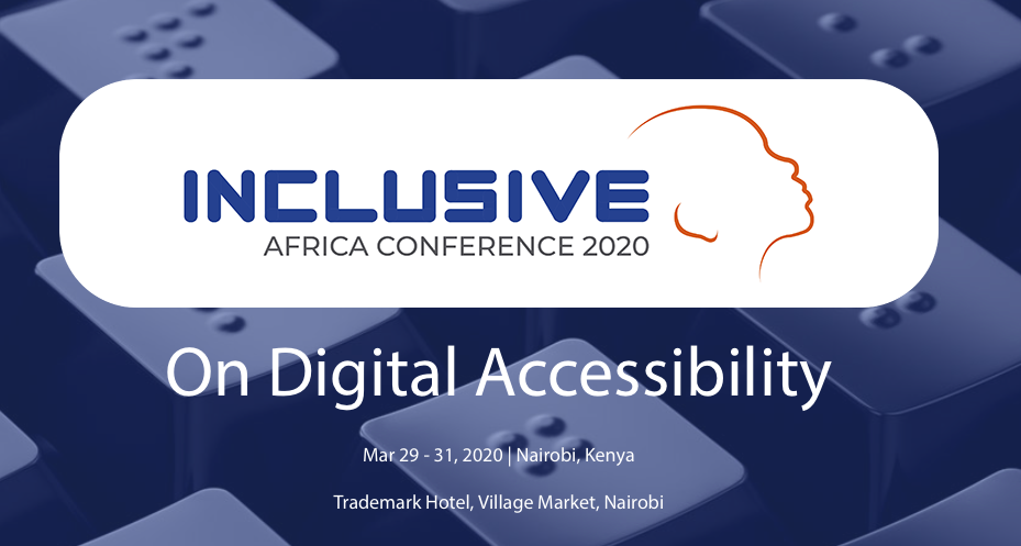 Inclusive Africa Conference 2020 on Digital Accessibility