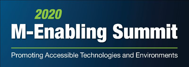 Logo of M-Enabling Summit 2020