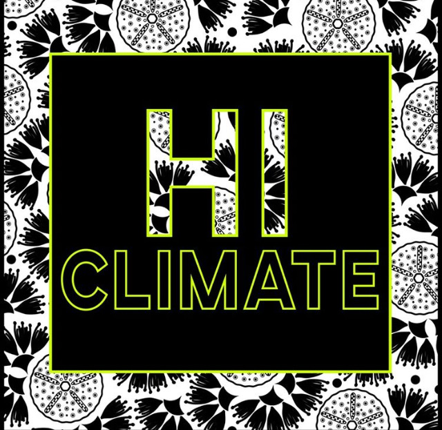 HI Climate Logo. Will redirect to Climate Change Portal.