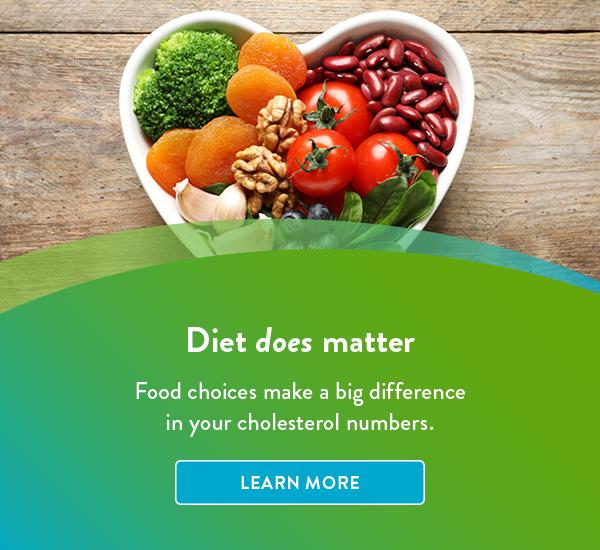 Diet does matter