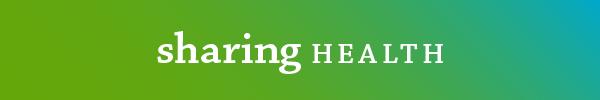 Sharing Health graphic.
