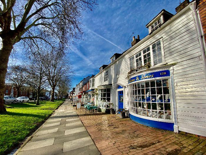 Lower High Street Tenterden