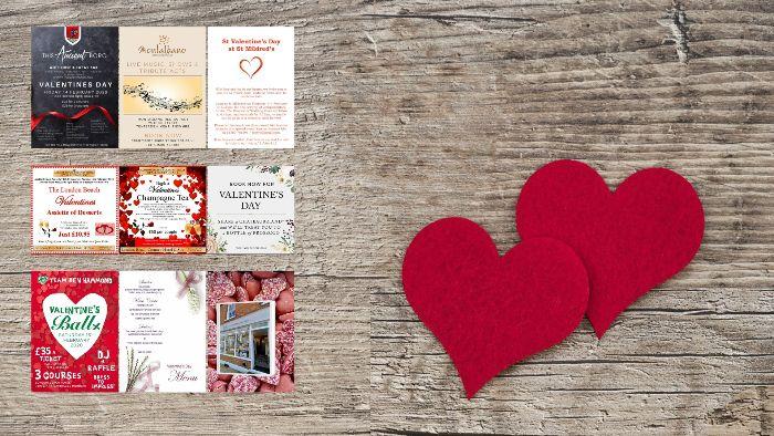 Valentines Day in Tenterden