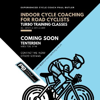 Turbo Training Classes/Indoor Cycle Coaching for road cyclists