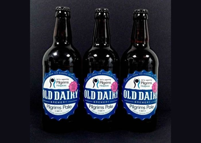 Old Dairy Brewery - Pilgrims Pale Ale