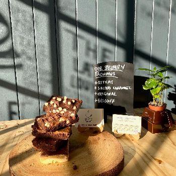 The Latte Lounge brownies