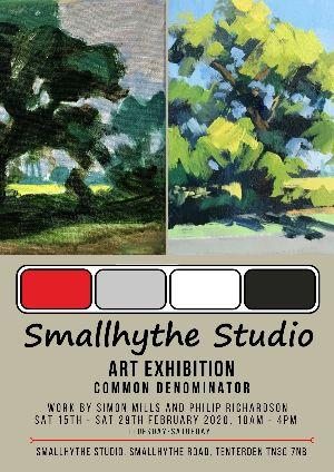 Art Exhibition Smallhythe Studio