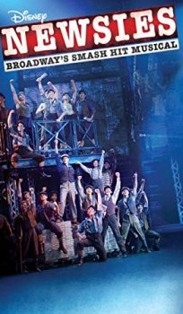 Cover os theatre show Newsies