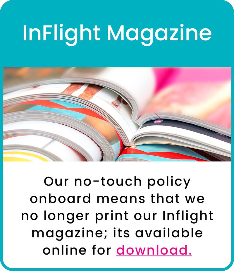 Downloadable Inflight Magazine