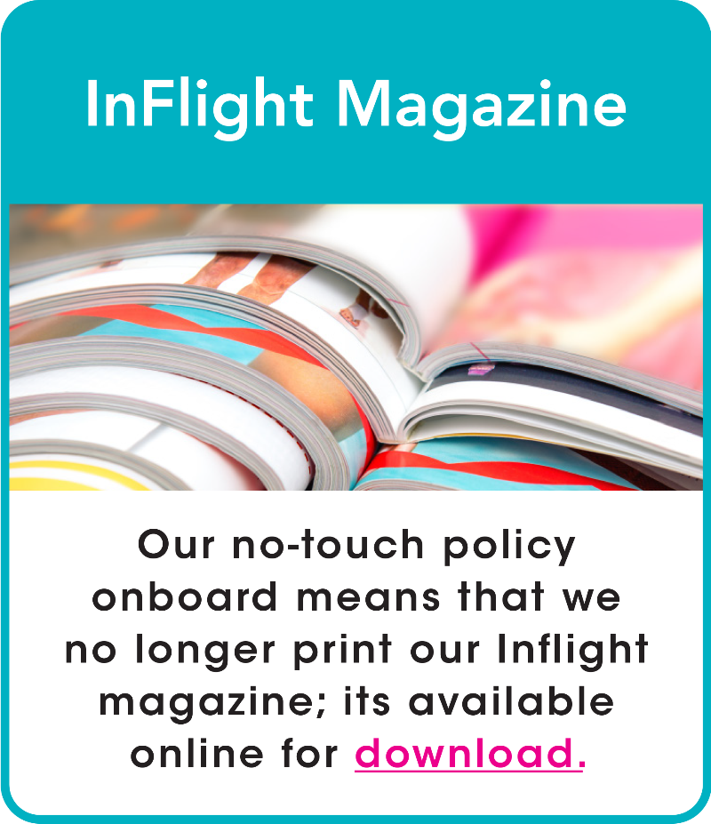 Our InFlight Magazine