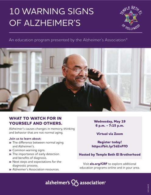 Alzheimer's Program Image