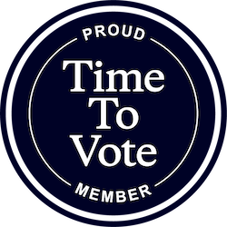 Member badge for Time To Vote