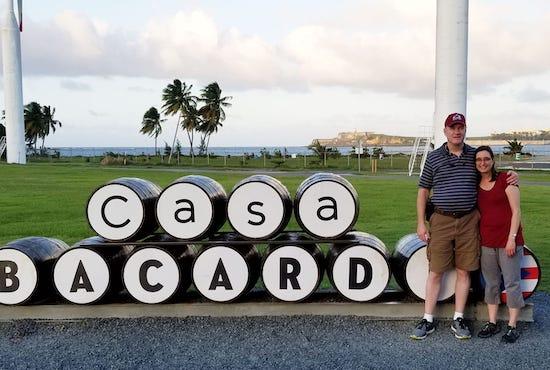 David in Puerto Rico