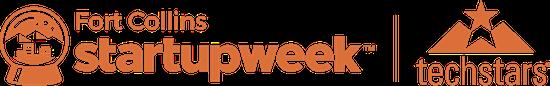Logo for Fort Collins Startup Week