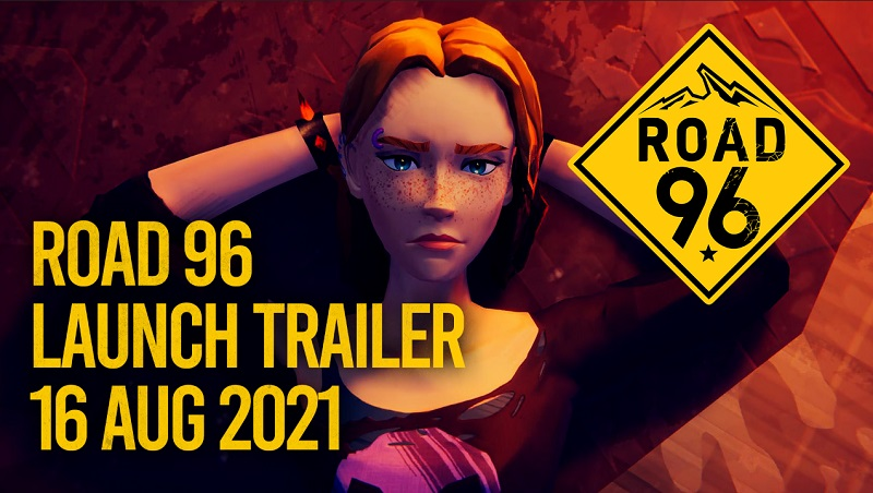 Procedural Road Trip Adventure Road 96 launches 16th of August