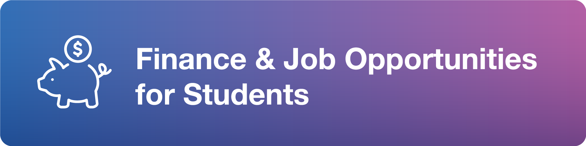 Finance & Job Opportunities for students