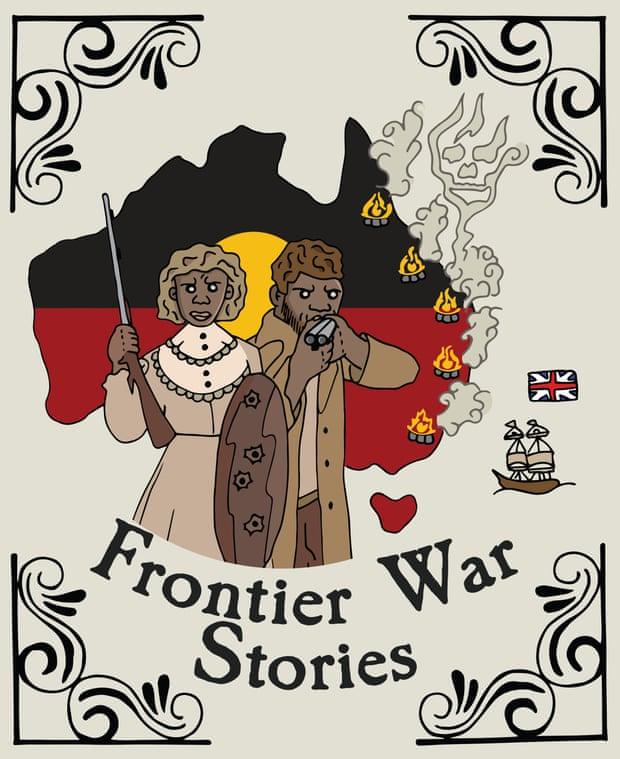Frontier War Stories coverart