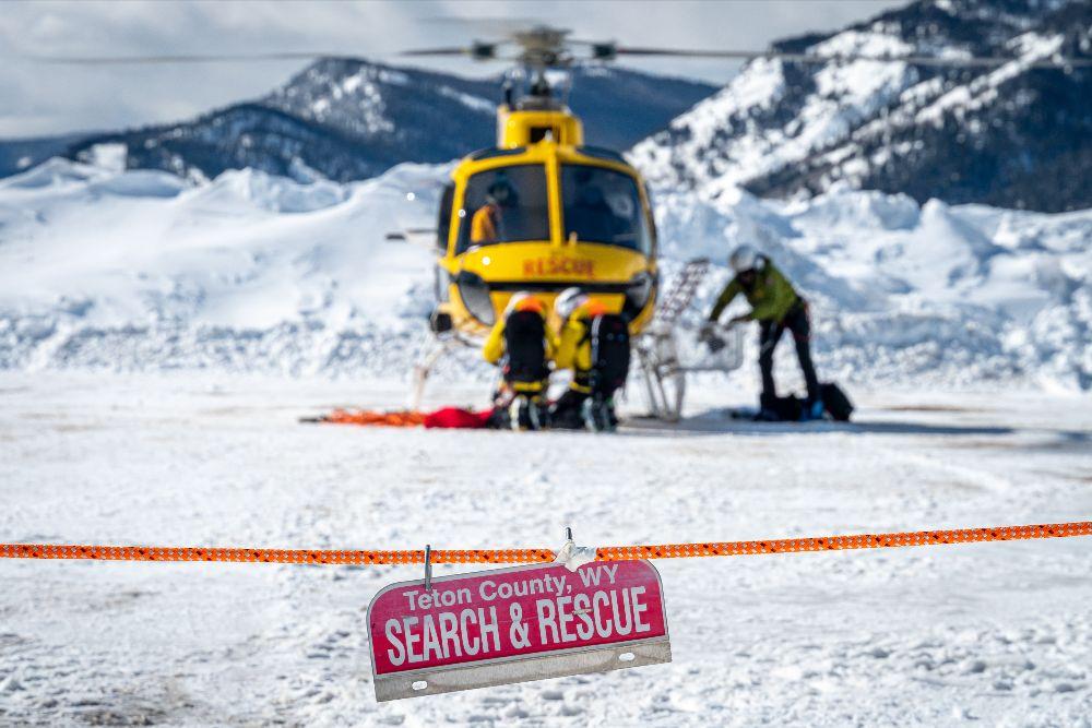 Teton County Search & Rescue Foundation