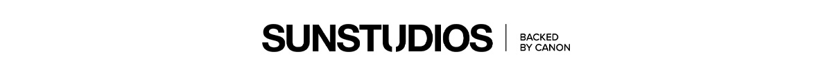 Sunstudios | Backed by Canon