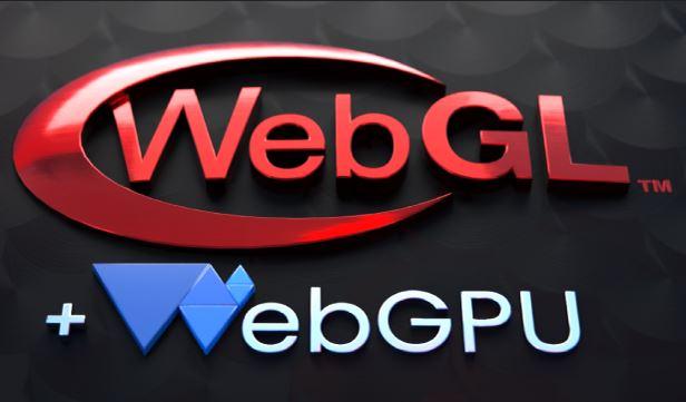 WebGL WebGPU Logo