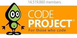 Code Project Logo