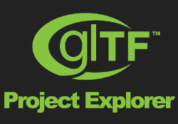 glTF Project Explorer logo