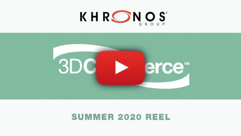 Link to 3D Commerce Video