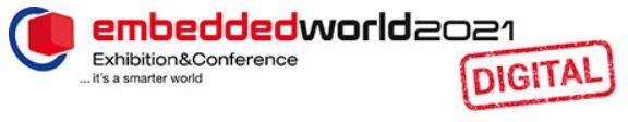 Embedded World Conference logo