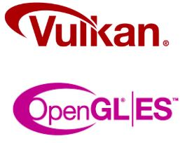 Vulkan OpenGL Logo