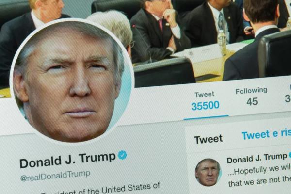 Tijdlijn: zo verliep de hack van Trump
