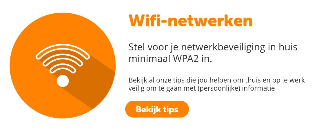 Wifi-netwerken   BeveiligMij.nl
