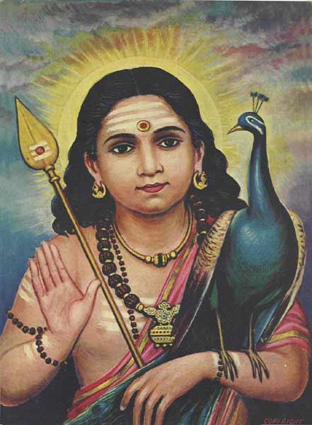 Jñāna Paṇḍitā Murugan