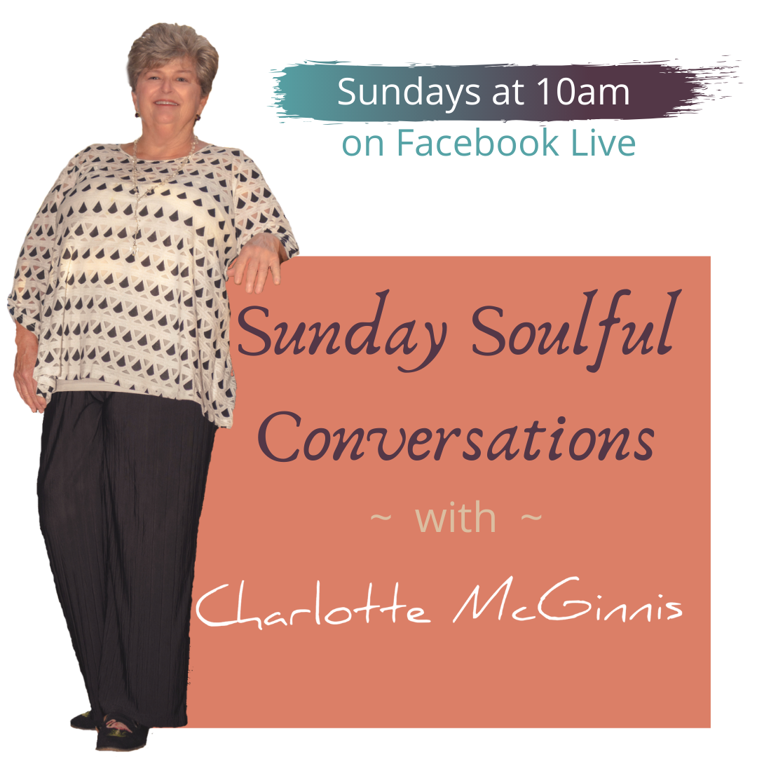 Photo - Rev. Charlotte McGinnis, Sunday Soulful Conversations with Charlotte McGinnis