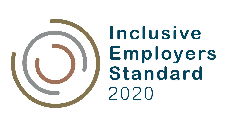 Inclusive Employers Standard 2020 logo