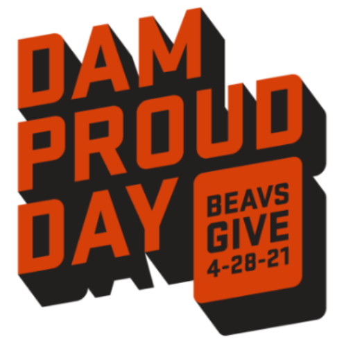 Dam Proud Day Beavs Give