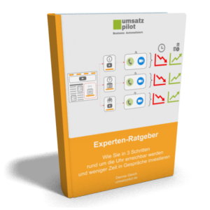 Experten-Ratgeber - Wie man rund um die Uhr erreichbar wird und trotzdemweniger Zeit in Gespräche investiert