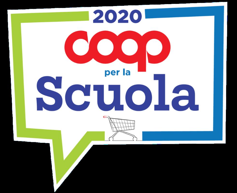 Logo Coop per la Scuola